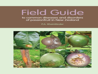Thumbnail for Field Guide to Common Diseases and Disorders of PassionFruit in New Zealand
